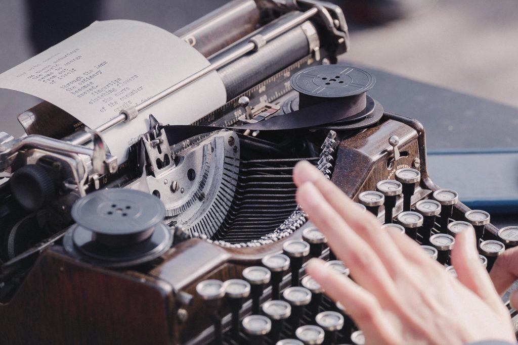 transcript writer