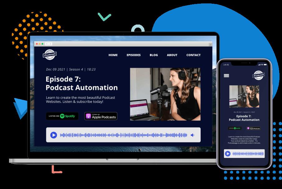 podcastpage
